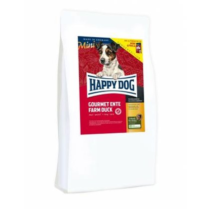 Happy Dog Mini Gourmet Ente 4 kg