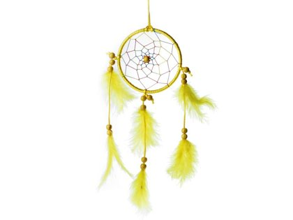 Sapņu ķērājs Dream Catcher with Feathers