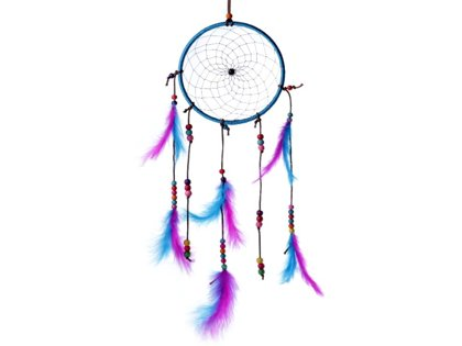 Sapņu kērējs Dream Catcher with Feathers