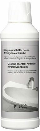 Keuco 04991000100 Cleaning Product Cleaning agent for Keuco cast mineral washbins 500 ml