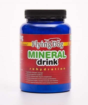 "Flying Dog ""Mineral Drink"""