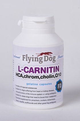 Flying Dog L – CARNITINE PLUS