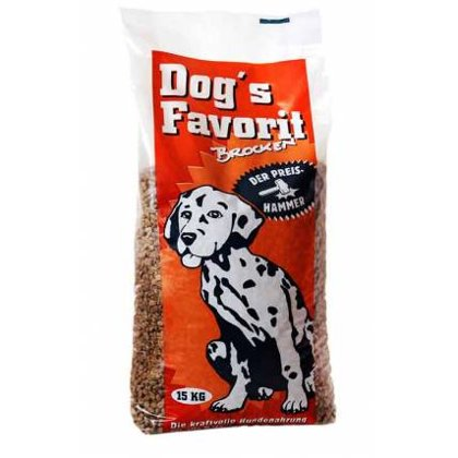 Dog's Favorite Brocken (15 kg)