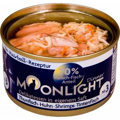 Moonlight Dinner Nr. 3 - tuncis/vista/garneles/tinteszivs (80g)