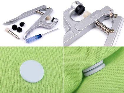 Spiedpogu knaibles Plastic Snaps Hand Pliers
