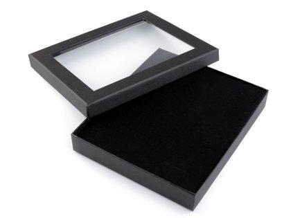Rotaslietu papīra kasīte 3x16x19 cm