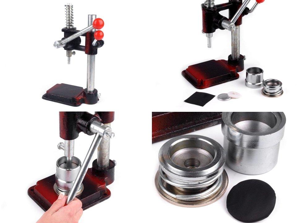 Rokas prese pogām Hand Press Button Machine 2nd Quality