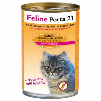 Feline Porta 21 ar tunci & surimi