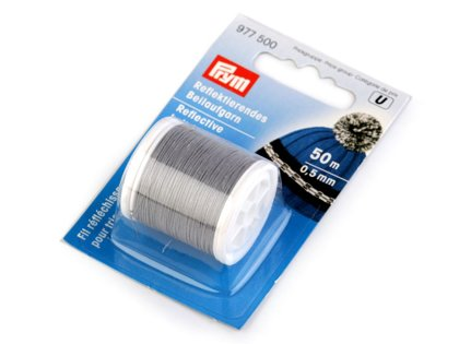 Atstarojošs diegs Reflective Knit-in Thread Prym