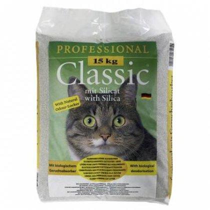 Kaķu smiltis Professional Classic Odour Lock