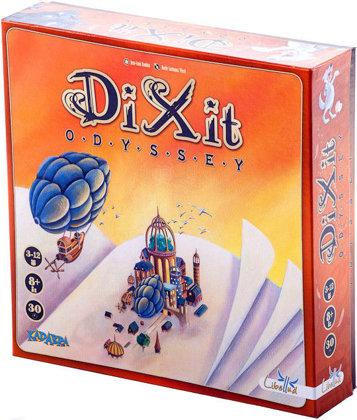 Galda spēle Dixit Odyssey