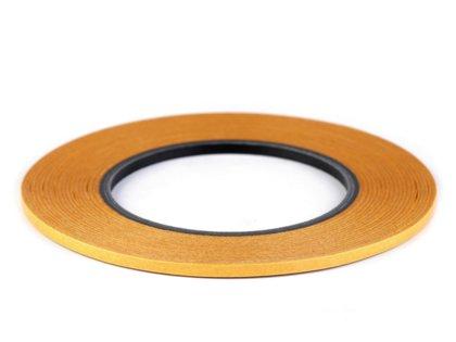 Divpusēja līmlenta audumam un citiem materiāliem 4 mm