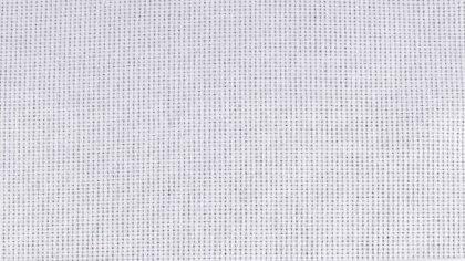 """Izšūšanas / krustdūriena audums 20 x 30 cm """"Kanava"""" 46 eyelets /10 cm"""