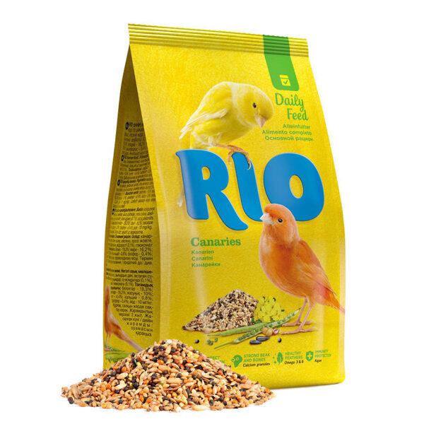 RIO food for canaries 500g barība kanārijputniņiem