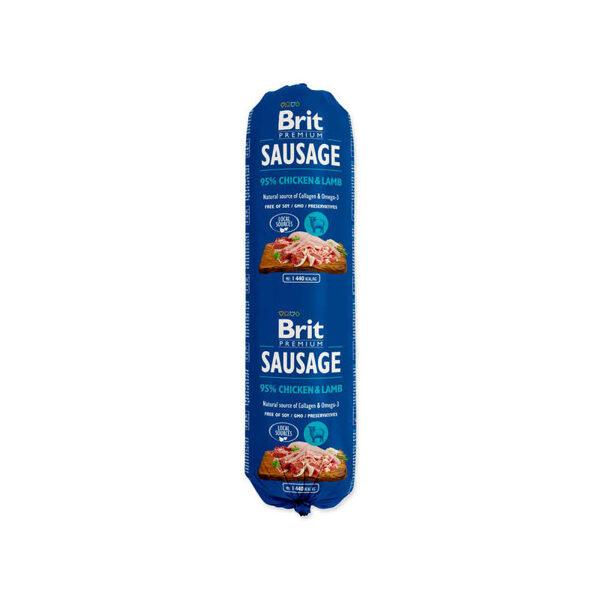 BRIT PREMIUM wet Chicken & Lamb 800 g