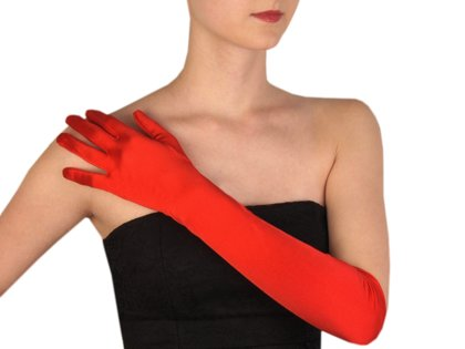 Satīna cimdi Formal Satin Gloves