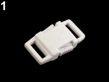 Plastmasas sprādze Side release buckle width 9 mm