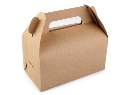 Papīra kastīte / maisiņš ar rokturi