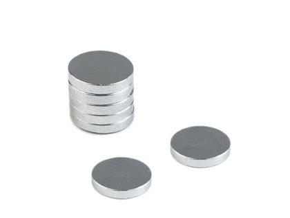 Magnēts Ø10 mm komplekts