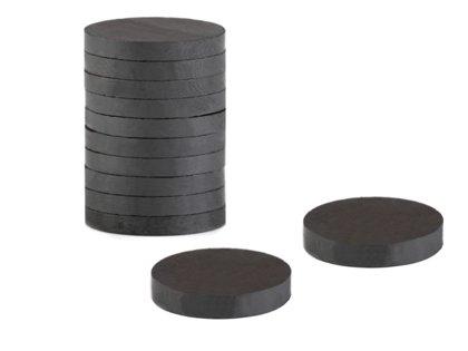 Magnēts slēpņošanai (geocaching) Ø25 mm komplekts