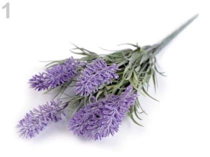 Dekoratīvās puķes Artificial Lavender
