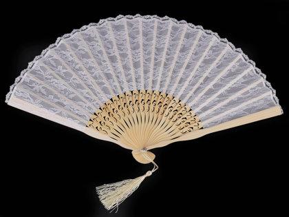 Vēdeklis Lace Hand Fan