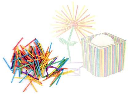 Coloured Wooden Matchsticks