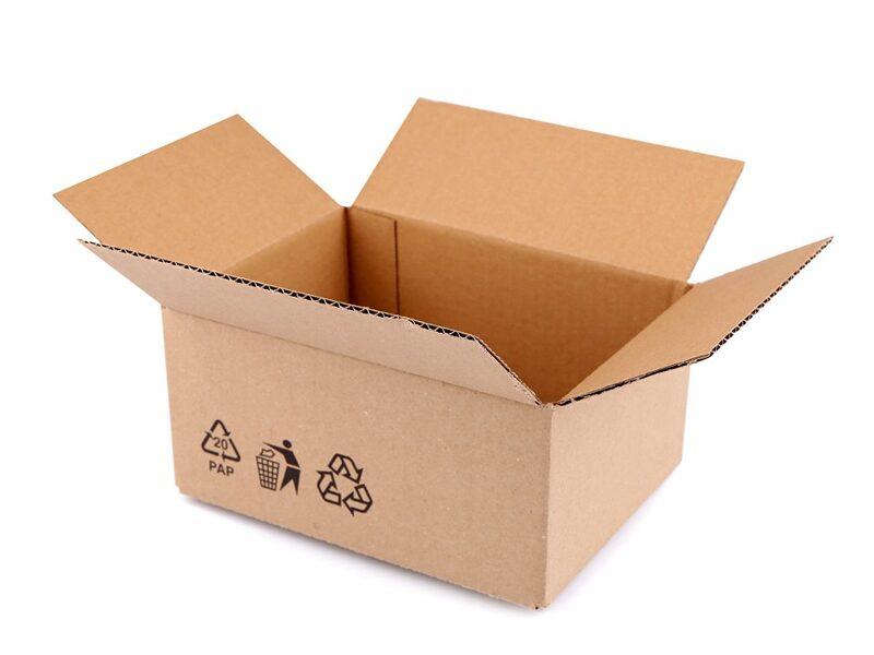 Cardboard box 200x150x150 mm