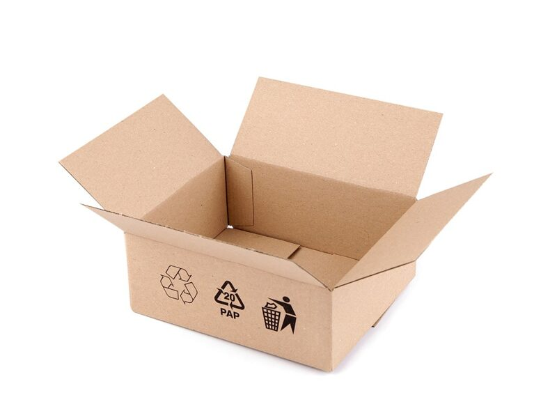 Cardboard box 305x225x140 mm