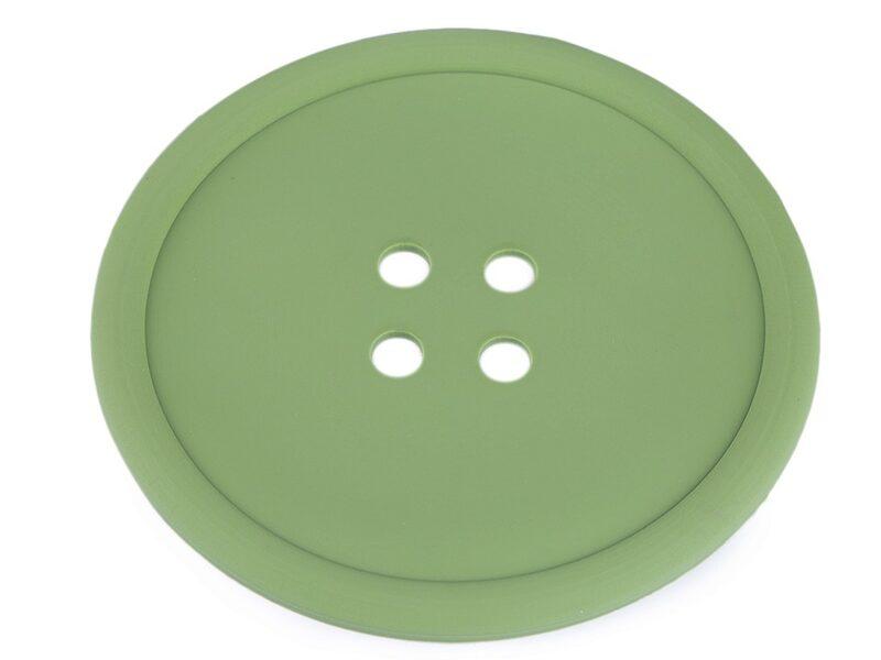 Silikona paliknis glāzēm vai krūzītēm POGA 12 cm (uz vietas)
