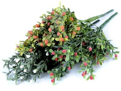 Dekoratīvās puķes Artificial Twig with Buds Flower Arrangement
