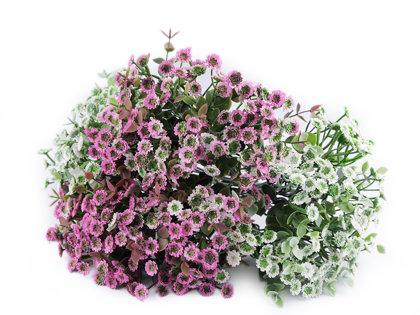 Dekoratīvās puķes Artificial Mini Chrysanthemum for Arranging