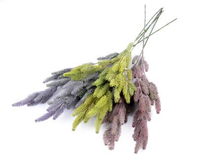 Dekoratīvās puķes Afrtificial Conifer Bush / Flower Arrangements