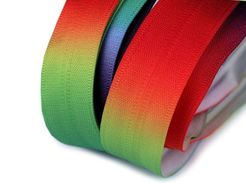 Rāvējslēdzējs varavīksne 5 mm