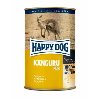 Happy Dog Kanguru Pur 100% ķengura gaļa