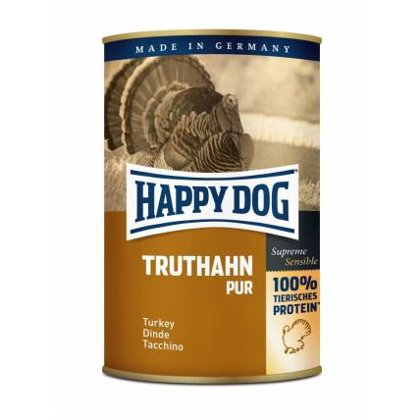 Happy Dog Truthahn pur (Tītara gaļa)