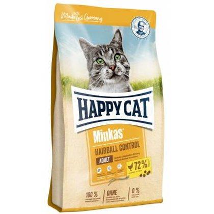 Happy Cat kaķu sausā barība Minkas Hairball Control