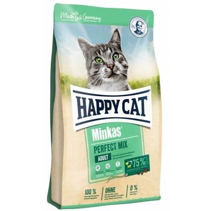 Happy Cat sausā kaķu barība Minkas Perfect Mix