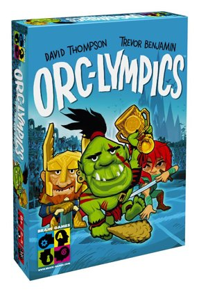 Galda spēle Brain Games Orc-lympics