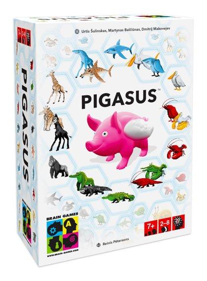 Galda spēle / ātra reakcijas spēle Pigasus