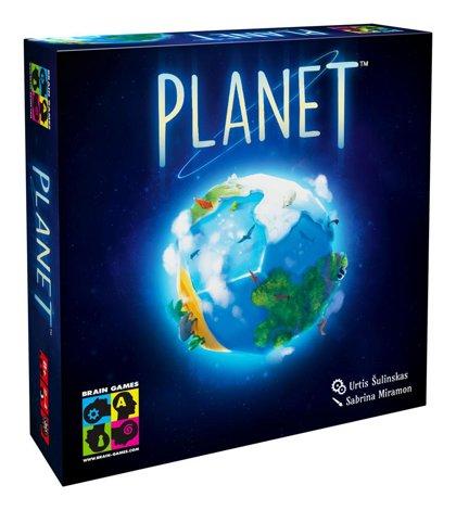 Galda spēle Planēta / Planet - latviešu valodā (uz vietas)
