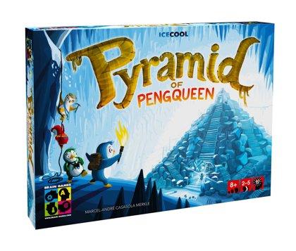 Galda spēle Pyramid of Pengqueen (Brain Game)