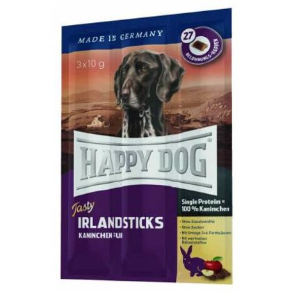 Kārums suņiem - Happy Dog Tasty Irland Sticks 30 g