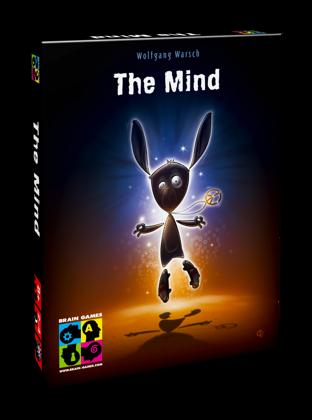 """Galda spēle Brain Games """"The Mind"""""""