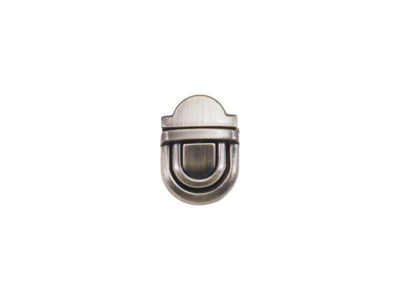 Portfeļa / somas slēdzene 20/27 mm komplekts