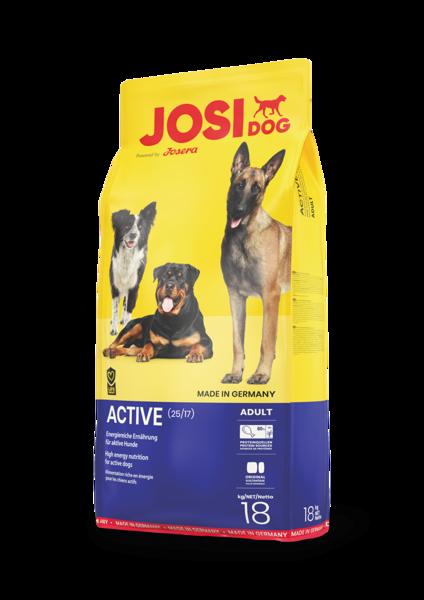 Josera Premium JosiDog Active 900g dog dry food