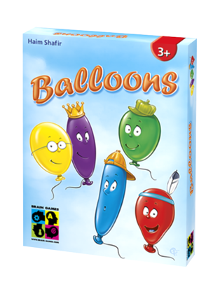 Galda spēle Balloons