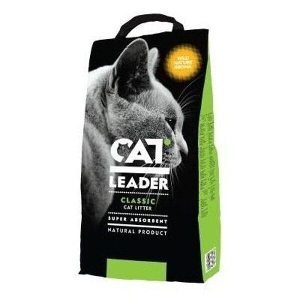 Cat Leader Classic Wild Nature 5kg