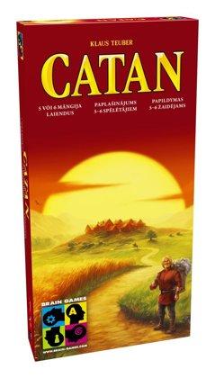 Brain Games Catan: Paplašinājums 5-6 spēlētājiem