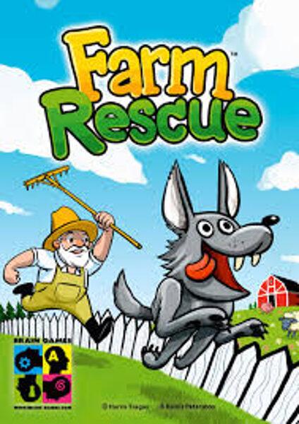 Farm Rescue galda spēle (u vietas)